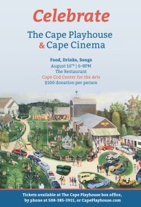 cape cod save the date