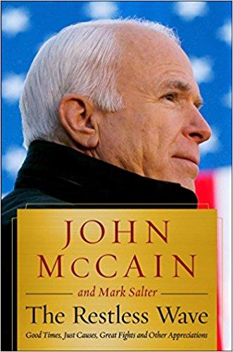 john mccain book